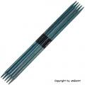 Lykke Indigo Nadelspiel 15 - 2,00mm
