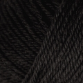 Pure Wool 4ply - 404 Black
