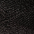 Pure Wool Worsted - 109 Black