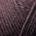 Pure Wool Worsted - 190 Raisin*