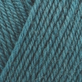 Pure Wool Worsted - 197 Teal*