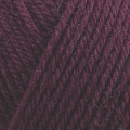 Pure Wool Worsted - 198 Eggplant