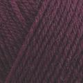 Pure Wool Worsted - 198 Eggplant*