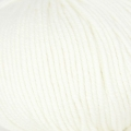 Wool Cotton 4ply - 483 White