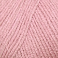 Wool Cotton 4ply - 484 Petal