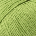 Wool Cotton 4ply - 503 Dark Lime