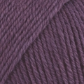 Wool Cotton 4ply - 511 Aubergine