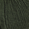 Wool Cotton - 907 Deepest Olive