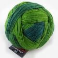 Zauberball 100 - 2168 Evergreen