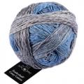 Zauberball Crazy Cotton - 2390 Meer und mehr