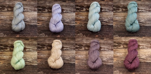 Fyberspates - Scrumptious 4ply