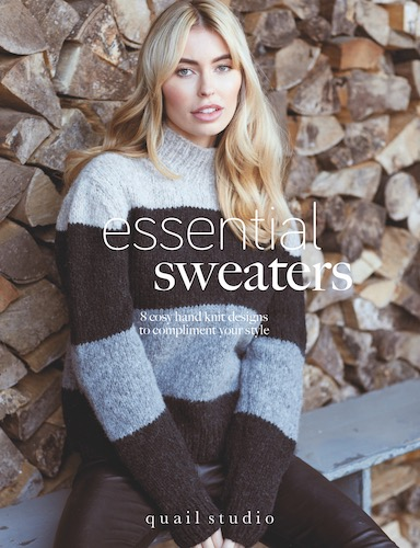 ROWAN - Essential Knits Sweaters