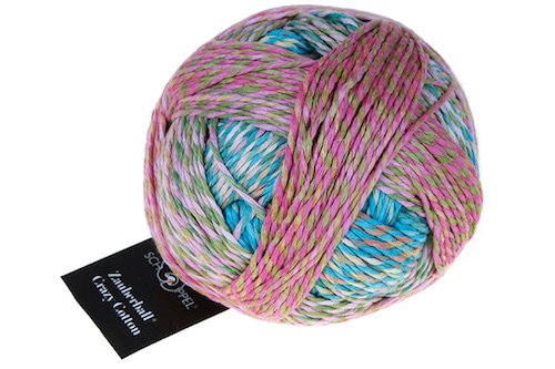 Zauberball Crazy Cotton